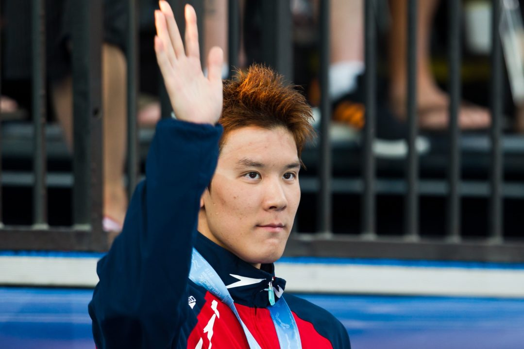 Park Tae Hwan Is Officially Going To Rio