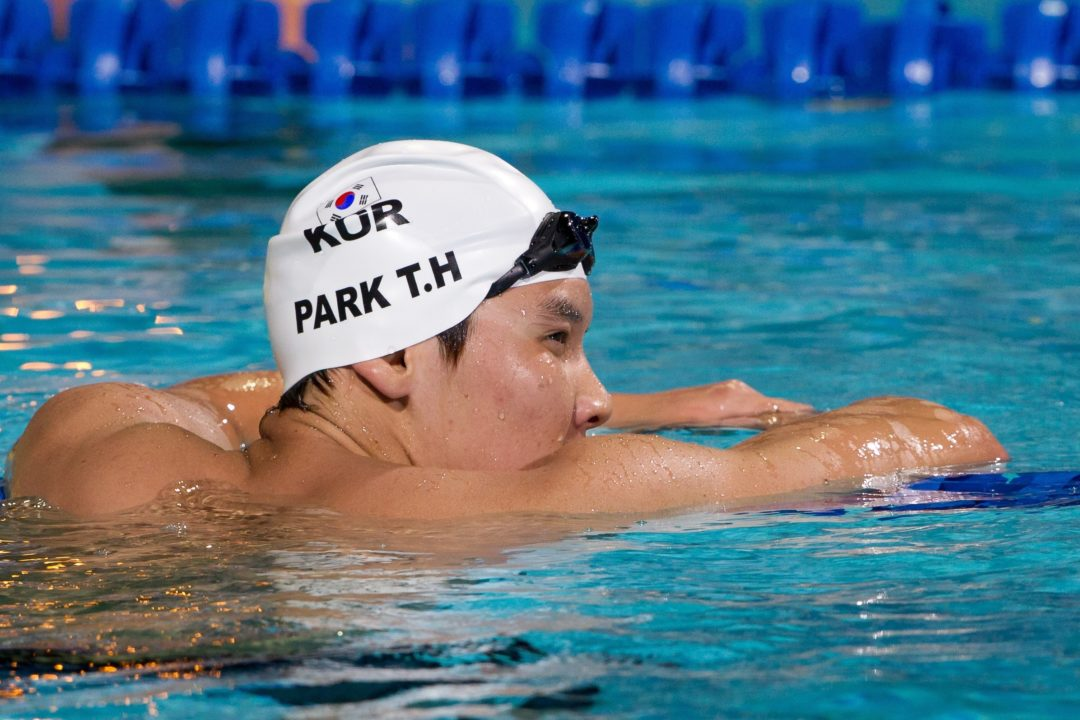 SwimSwam Pulse: 60% Support Park Tae-hwan's 2016 Olympic Bid