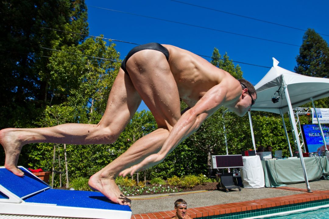 The George Bovell Swimming Photo Vault