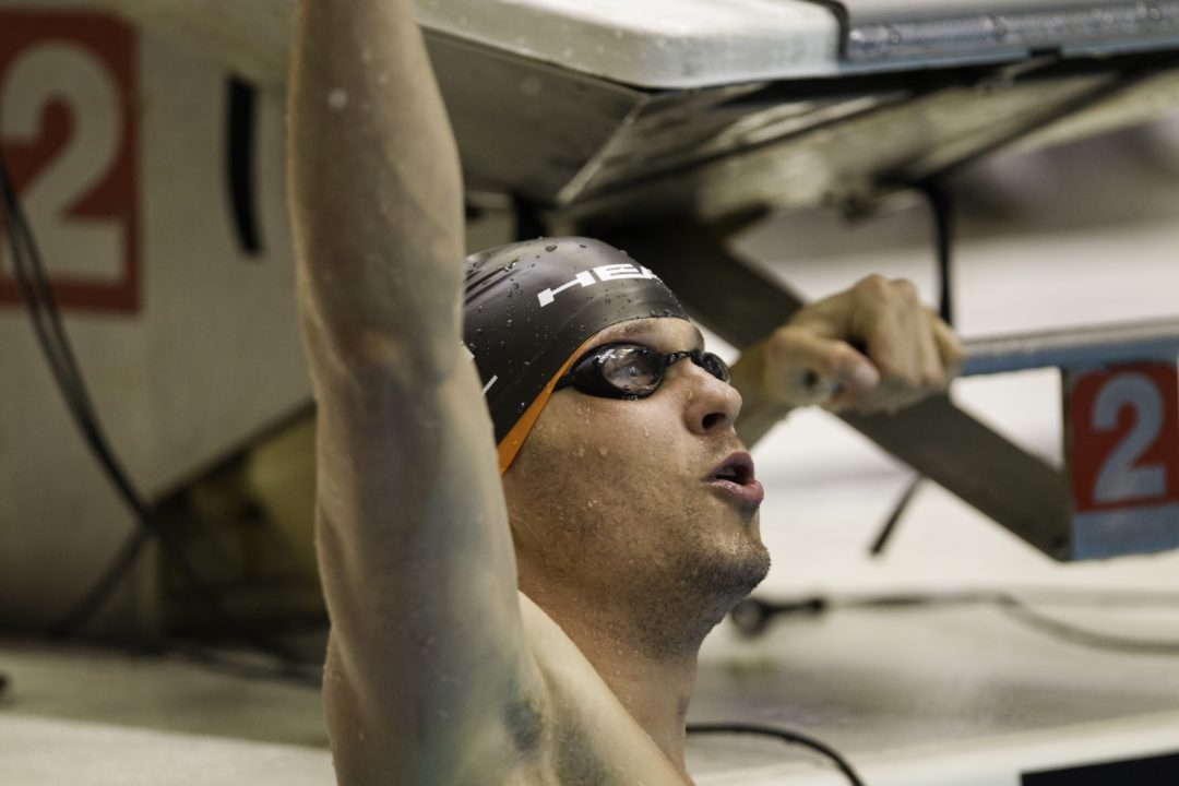 George Bovell Lowers 50 Breast National Record At Belgian Open Championships