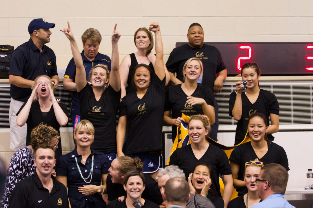 Teri McKeever, Cal Women Pick Up Important Breaststroker Young