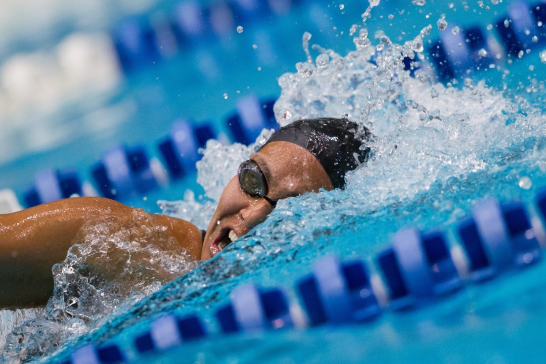 Chenault's 9:33 in 1000 free leads USC past UCLA in Pac-12 tune-up