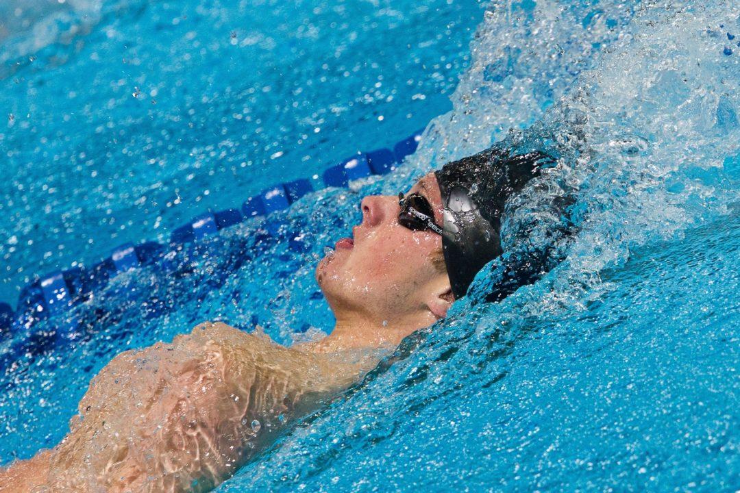 The Jack Conger Swimming Photo Vault