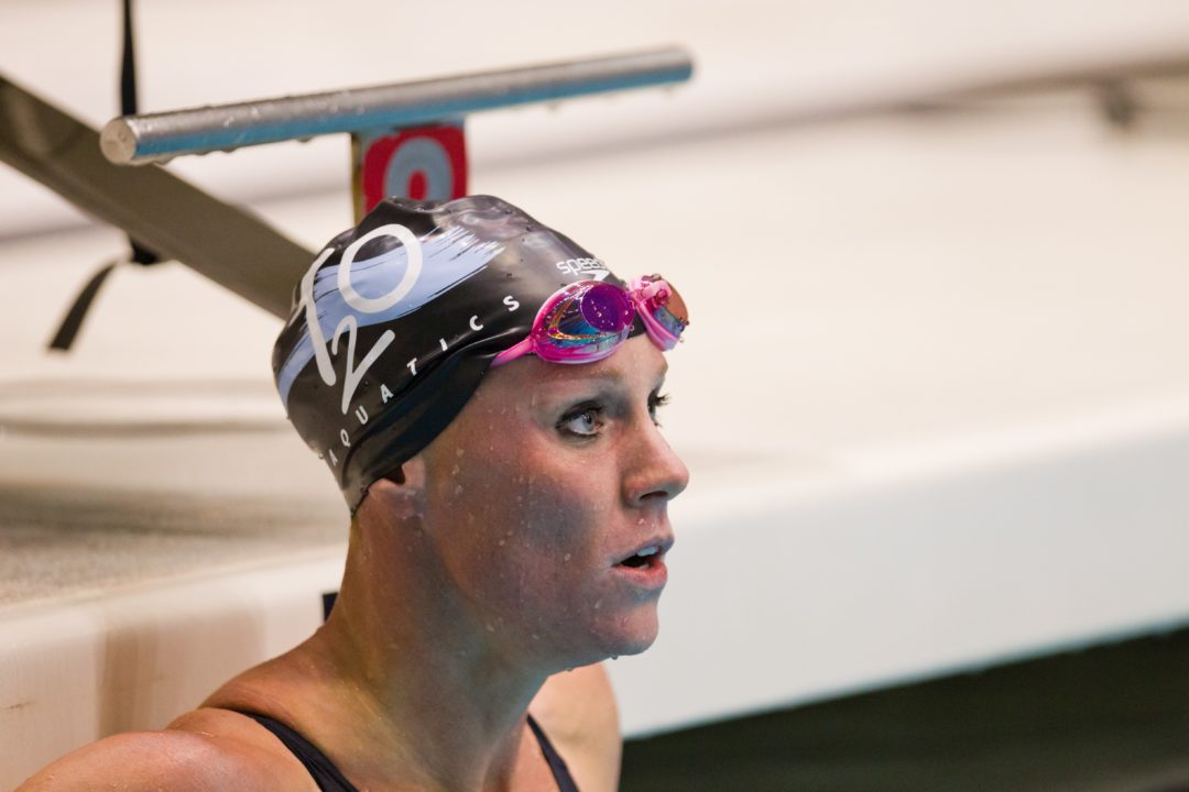 Isabella Rongione Youngest Swimmer at Nationals, Erndl Oldest