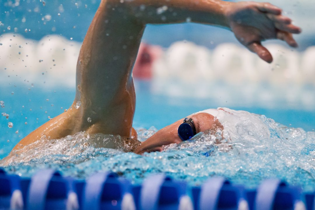Hosszu Takes First Event At Euro Meet 2014 In Luxembourg