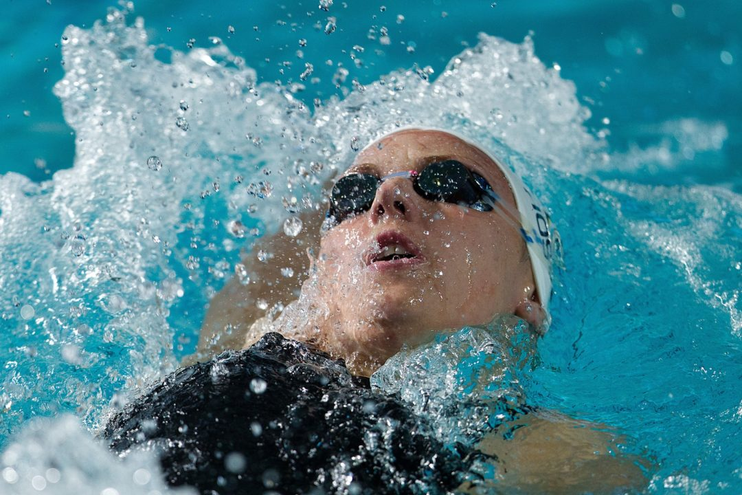 The Katinka Hosszu Swimming Photo Vault