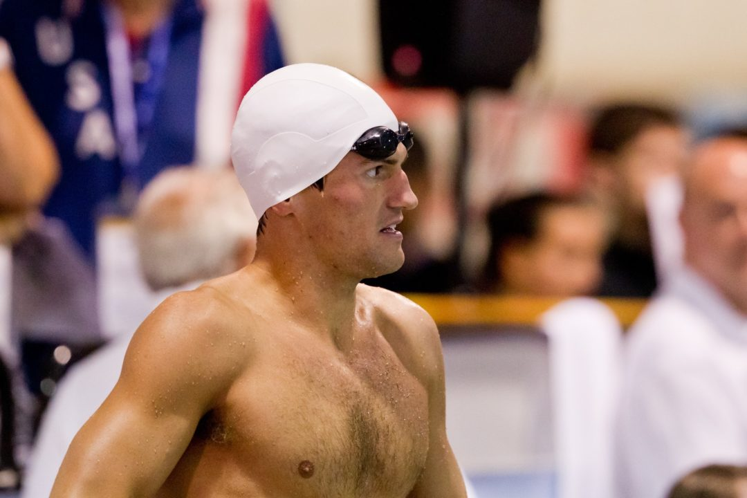 SwimSwam Podcast: Charlie Houchin Shares National Team Stories