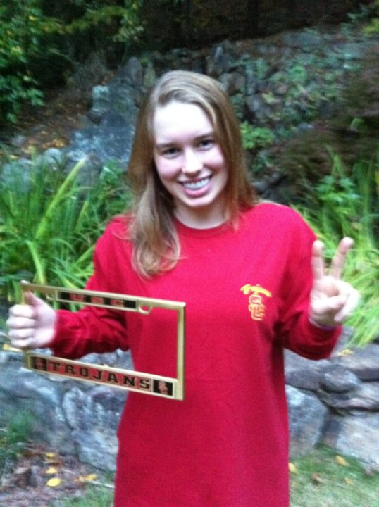 Georgia Breaststroker Jamie Christy Commits to USC