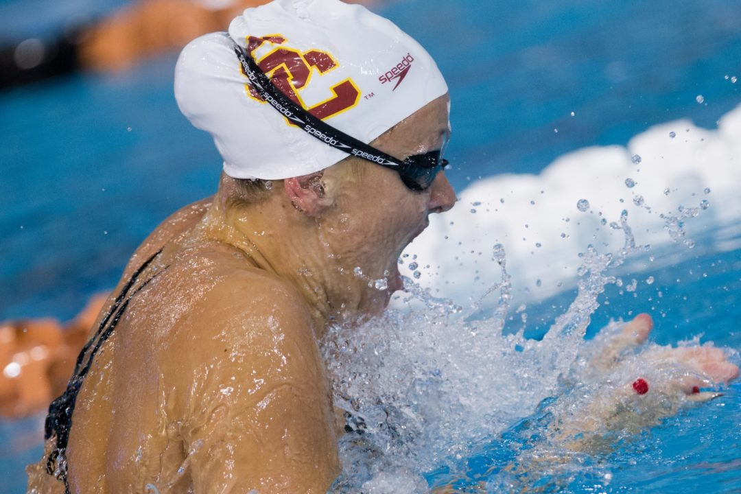 The USC Trojan Women's Swimming Photo Vault