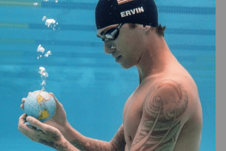 Anthony Ervin Meets $10000 Indiegogo Fundraiser Goal for World Cup Series