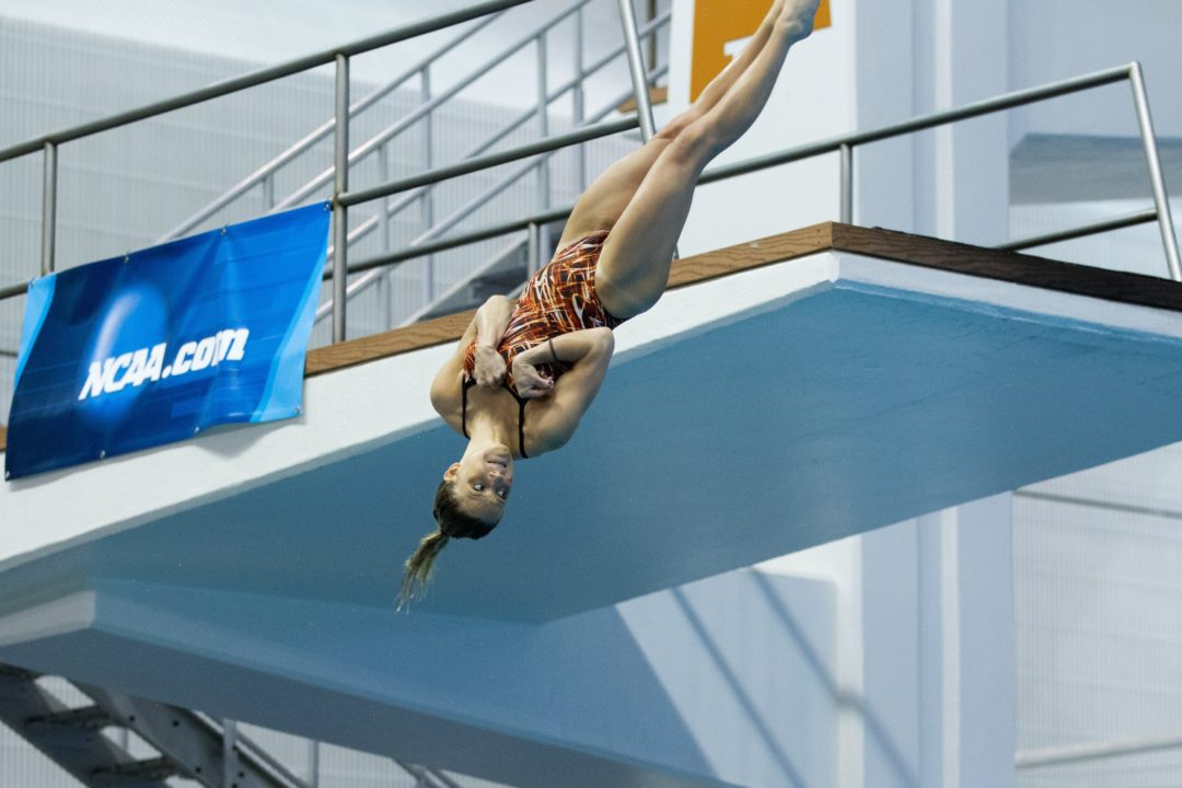 NCAA Pulls Zone A Diving Qualifier from New Jersey Over Gambling Law