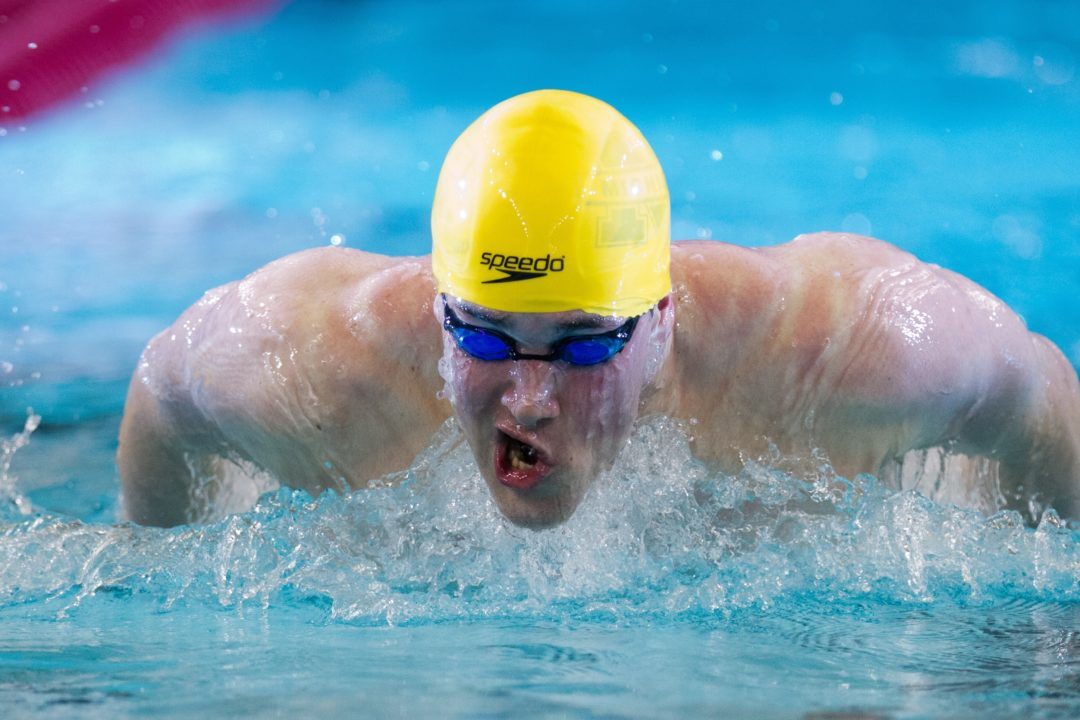 Day 2 Big Ten Men's Up/Downs: With 11 A-Finalists, Michigan Already in Command on Day 2