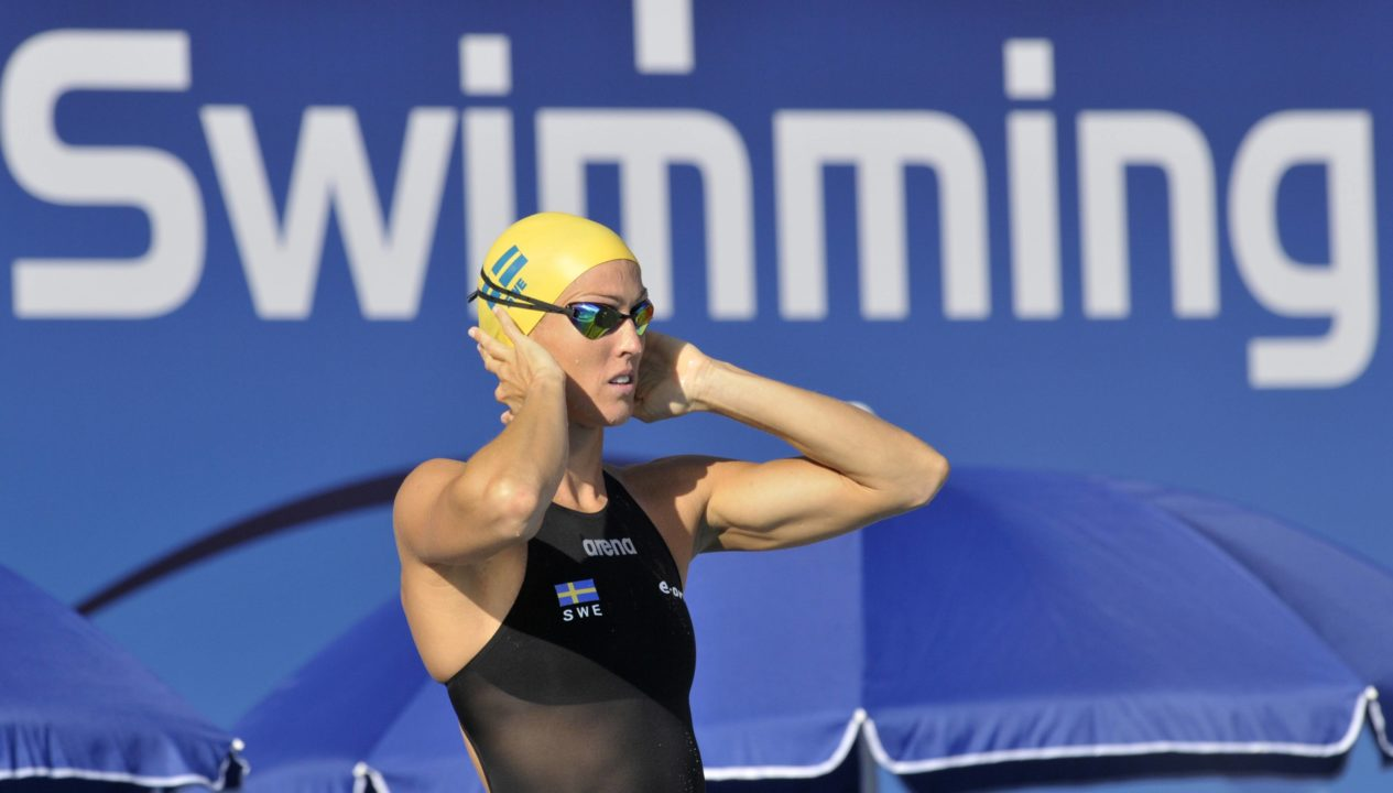 Sweden's Alshammar Headed to SwimMAC Elite, More Visitors On The Way