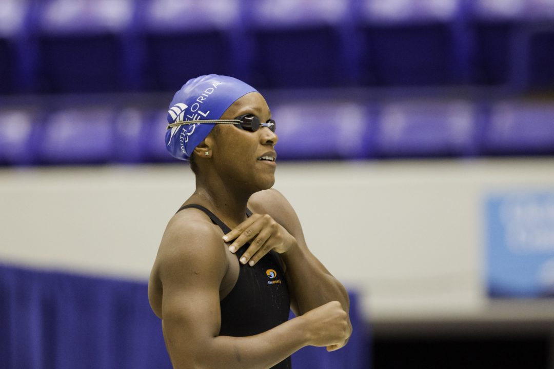 Alia Atkinson Dips Under 30 Seconds on Day 2 of Canada Cup