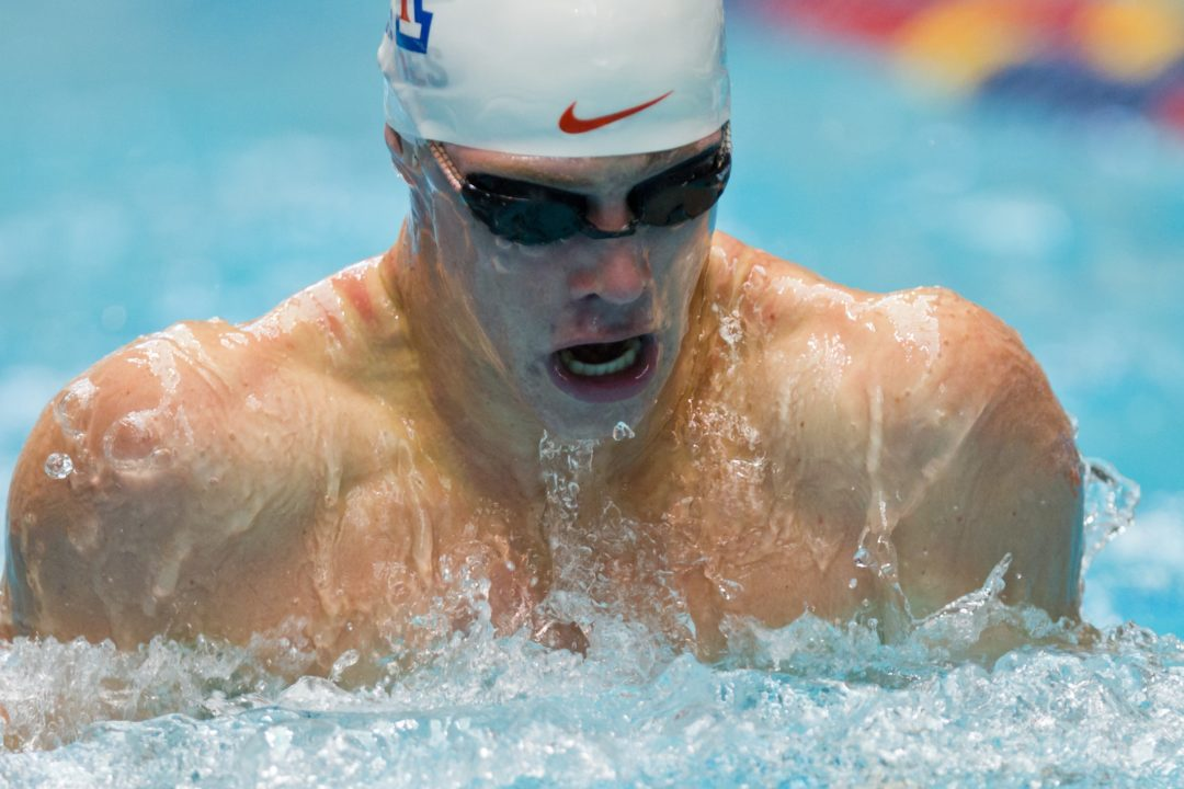 The Kevin Cordes Swimming Photo Vault