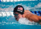 Conor Dwyer, 200 IM, butterfly leg, 2010 US National Championships (Photo Credit: Tim Binning, the swim pictures)