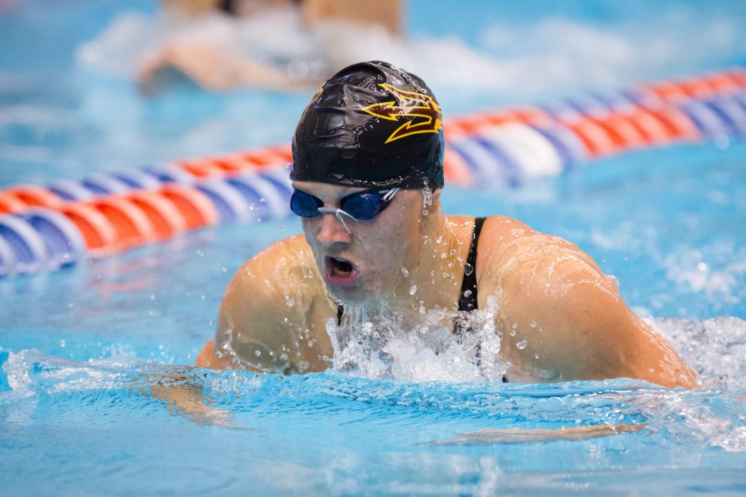 Rebecca Ejdervik Breaks Swedish Record as National Training Center Gets New Coach