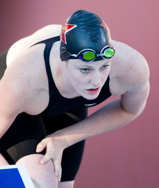 "Missy Franklin Says ""Yes"" to One More High School Season"
