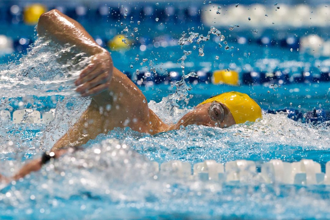 The Connor Jaeger Swimming Photo Vault