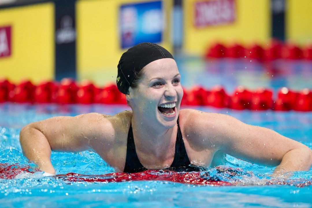 Win a free Screening of the film Touch The Wall starring Kara Lynn Joyce and Missy Franklin