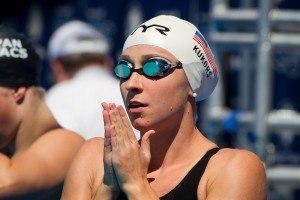 Ariana Kukors, 400 IM, prelims, 2010 National Championships (Photo Credit: Tim Binning, the swim pictures)