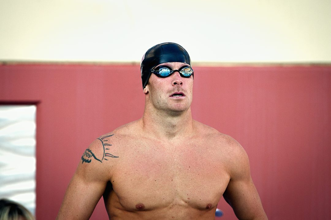 Ed Moses Will Not Swim In Omaha