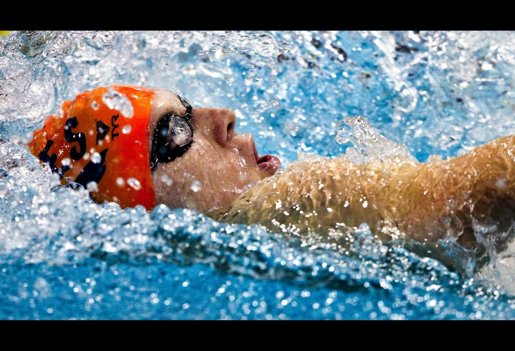 Ryan Murphy Breaks 100 Back High School National Record (Update with video)