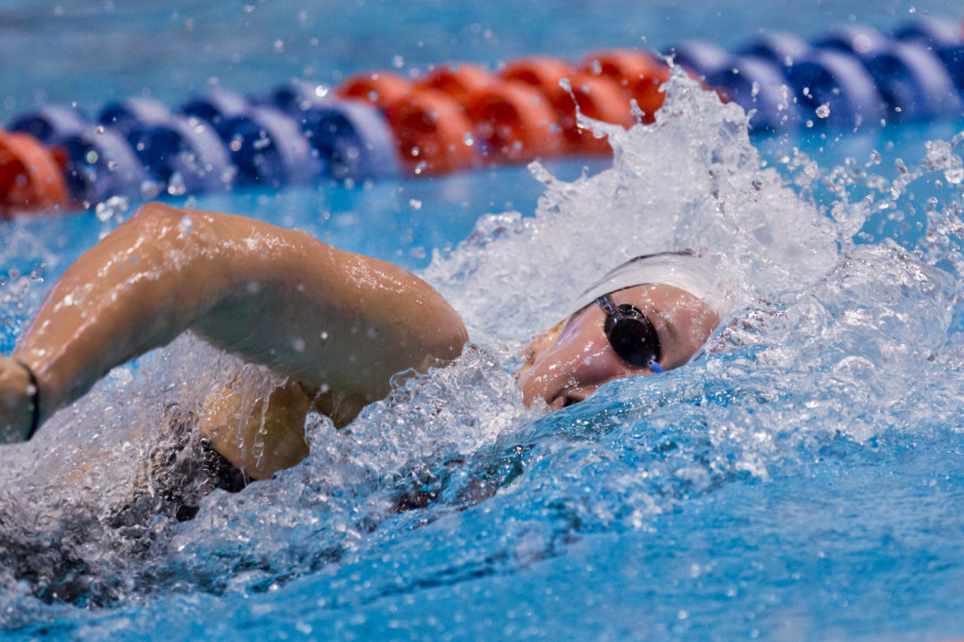 The Megan Romano Swimming Photo Vault
