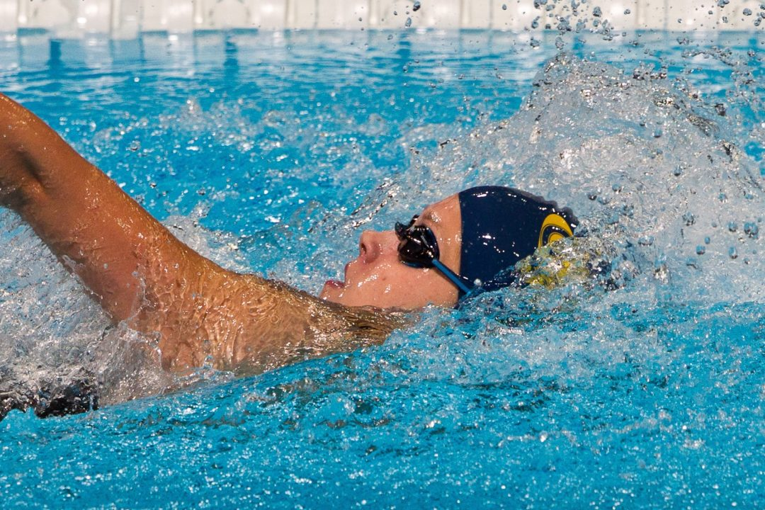 The Olivia Smoliga Swimming Photo Vault