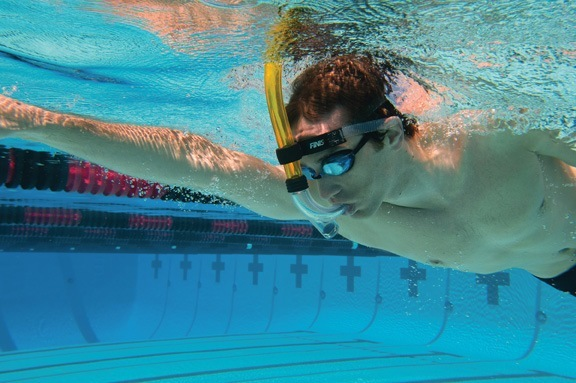 Breaststroke Drills with the FINIS Swimmer's Snorkel