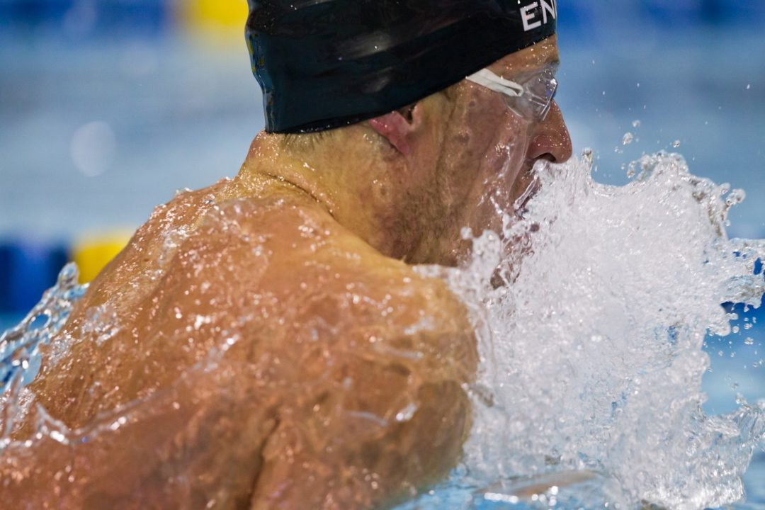 Scott Weltz Breaks US Open Meet Record at Day 2 of 2013 U.S. Open