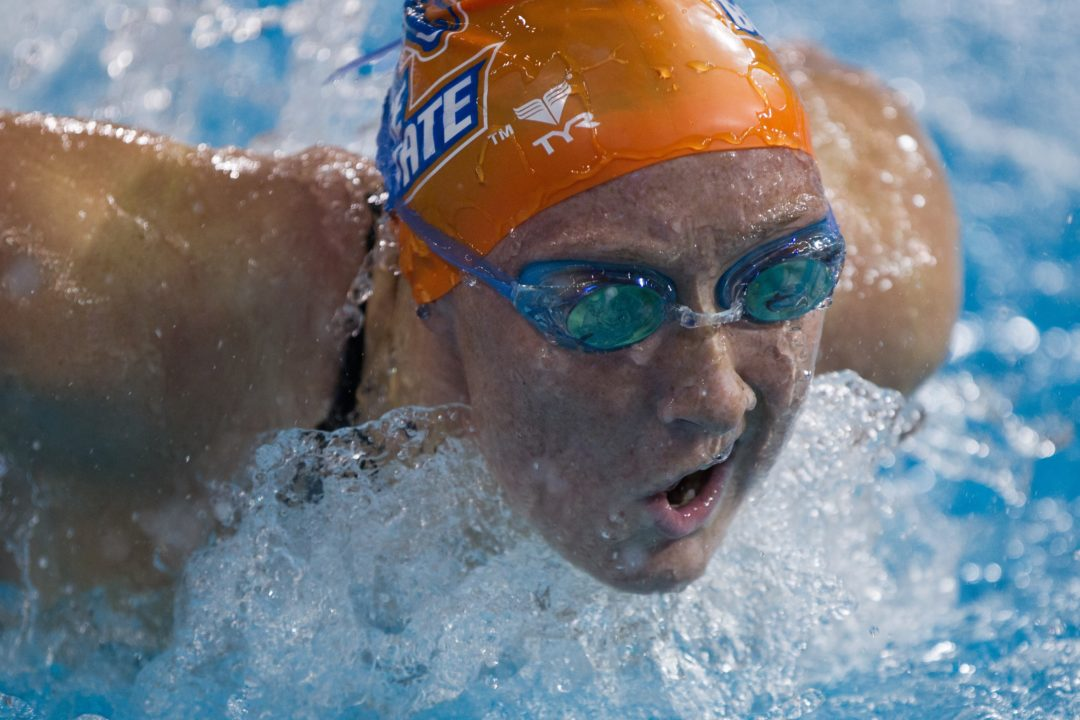 Boise State tops Denver at home, three pool records fall to freshmen