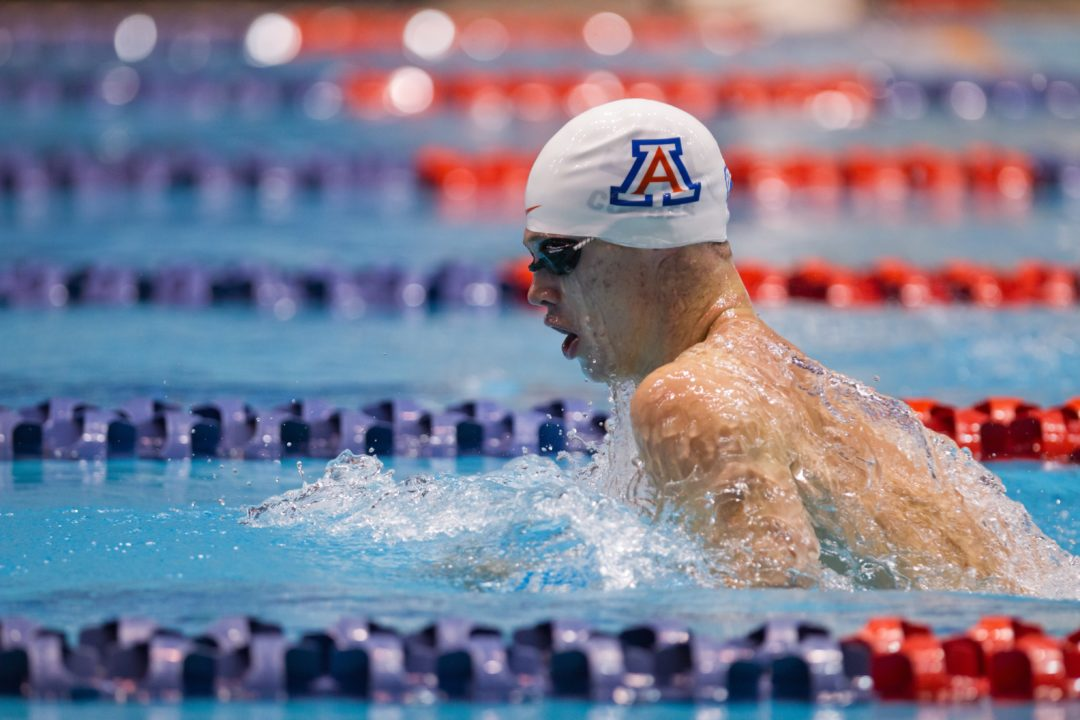 Kevin Cordes Gets 2nd American Record of Weekend in Austin