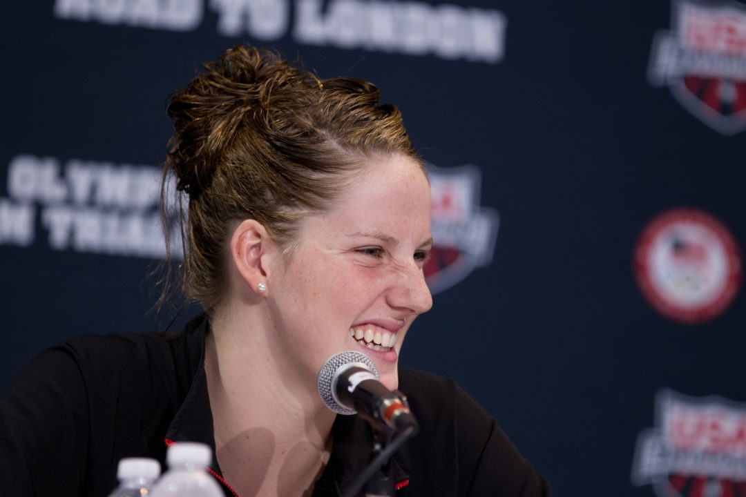 A Happy Helping of Holiday Cheer from Missy Franklin