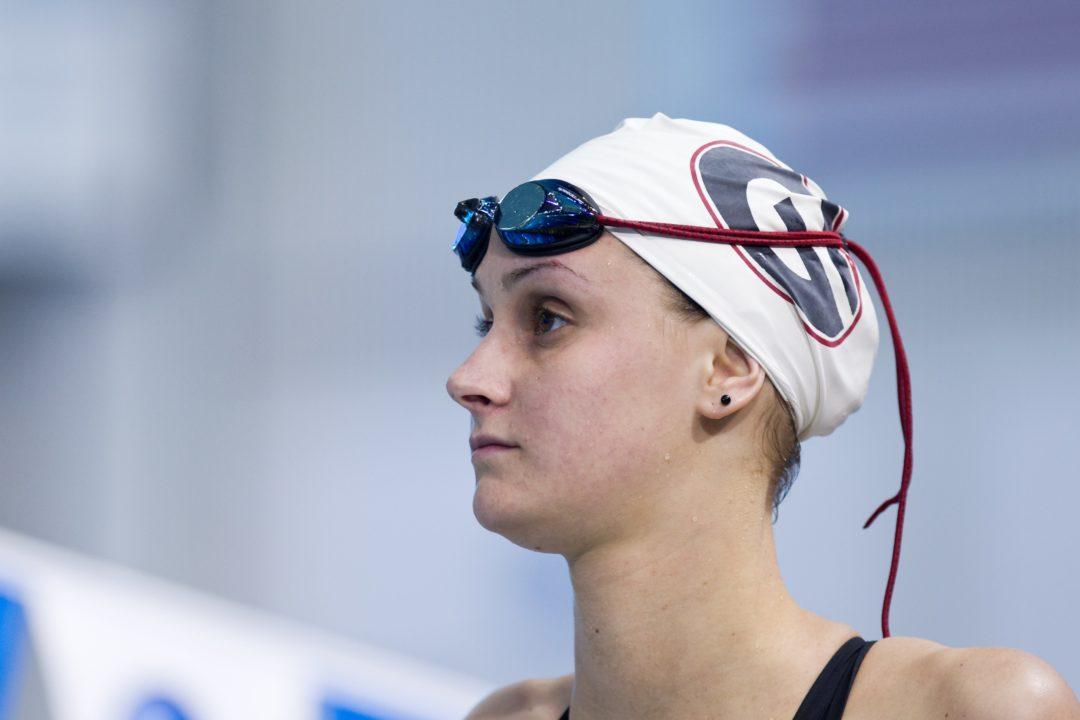 Georgia Loses 16-Point NCAA Scorer Jana Mangimelli