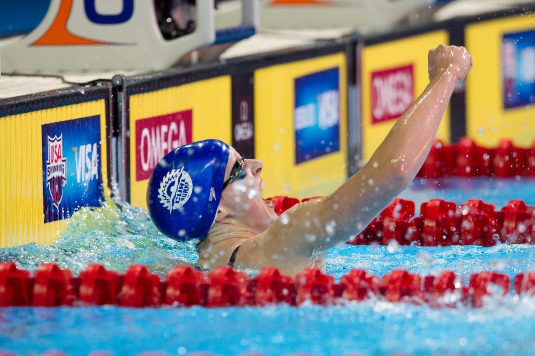 The Katie Ledecky Swimming Photo Vault