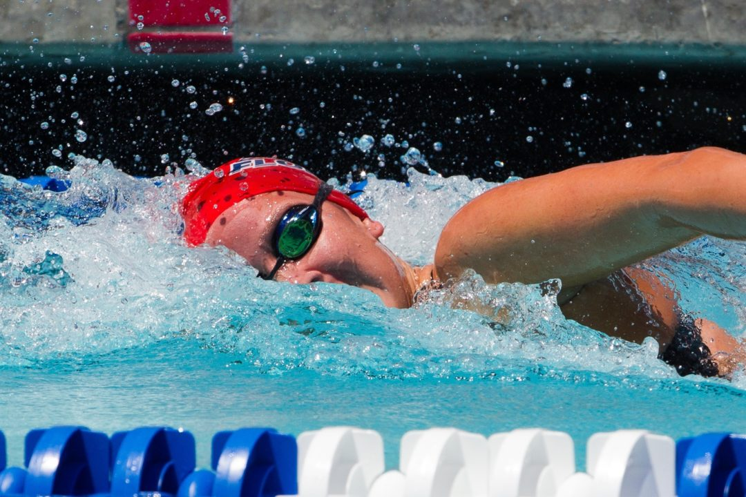 Stephanie Peacock Breaks Her Own NCAA Record at Ohio State Invite