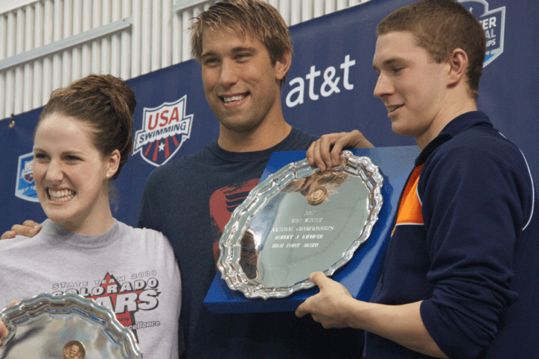 American, NAG Records Fall on Final Night of Winter Nationals; Franklin, Murphy, Grevers Share High Point Awards