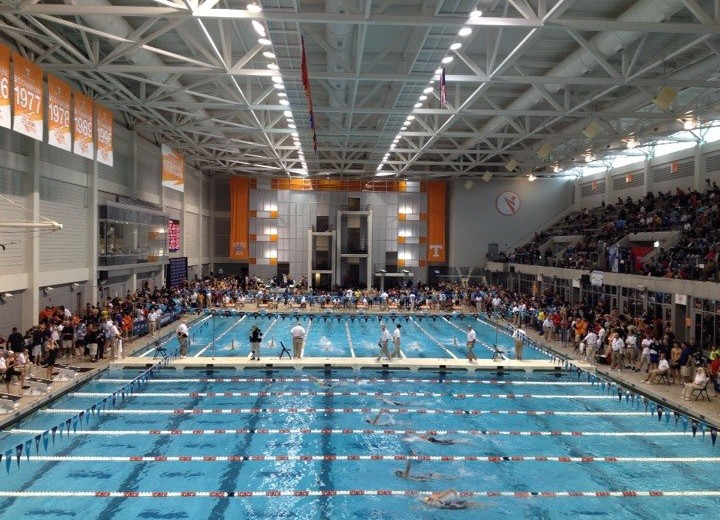 Tennessee Aquatics' Southern Premier Meet: Day One Full Recap