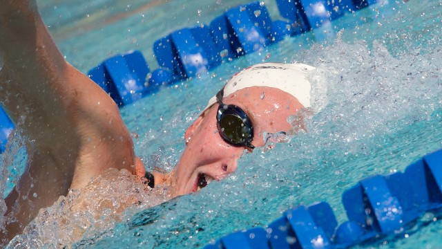 Alyssa Anderson, 2011 US National Championships (Photo Credit: Tim Binning, the swim pictures)