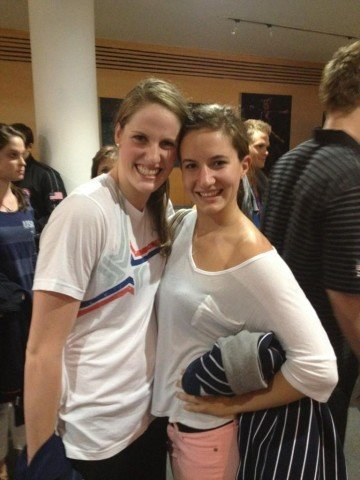 Missy Franklin and