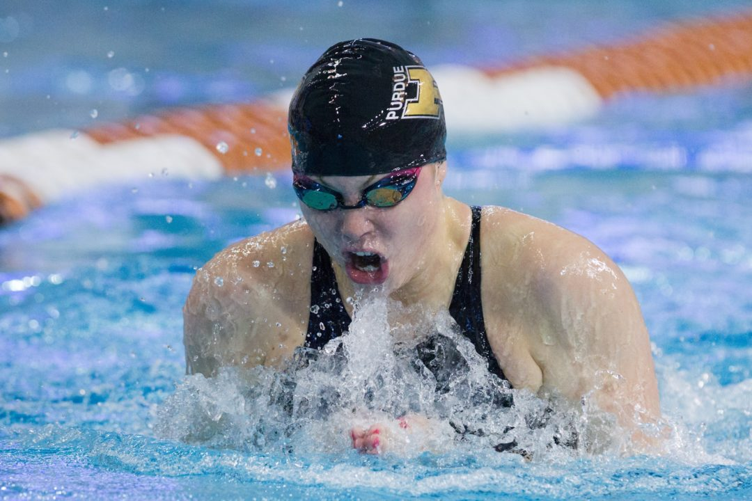 Purdue And Ohio State Positioned To Keep Leads Going Into Finals at Ohio State Invitational