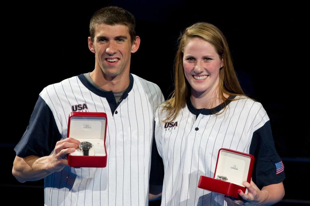 Talent Agencies Lineup For Missy Franklin, The Biggest Olympic Client Since Michael Phelps