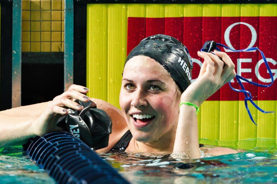 Kathleen Hersey among 5 inducted into Georgia Aquatic Hall of Fame