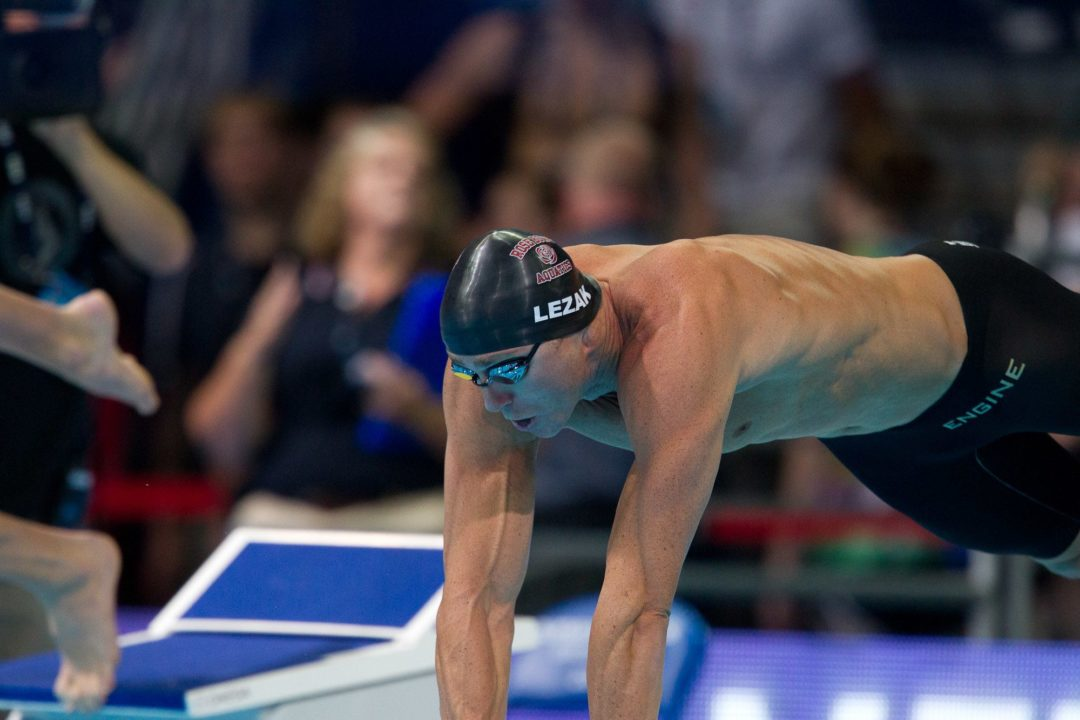 8 Olympic Swimmers Band Together to Help Jeff Julian in his battle with Cancer