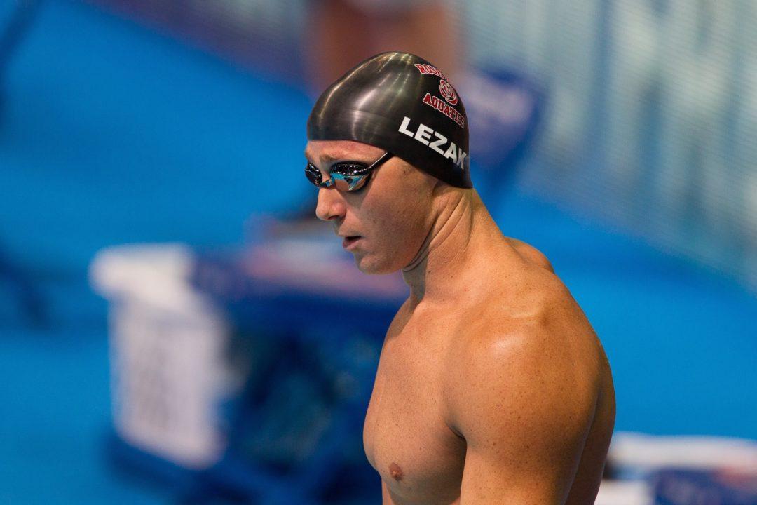 Il Potere Della Competizione: La Storia Di Jason Lezak