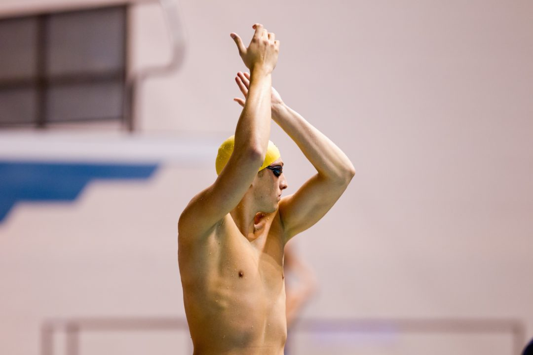 Cal All-American Tyler Messerschmidt to Redshirt 2012-2013 NCAA Season