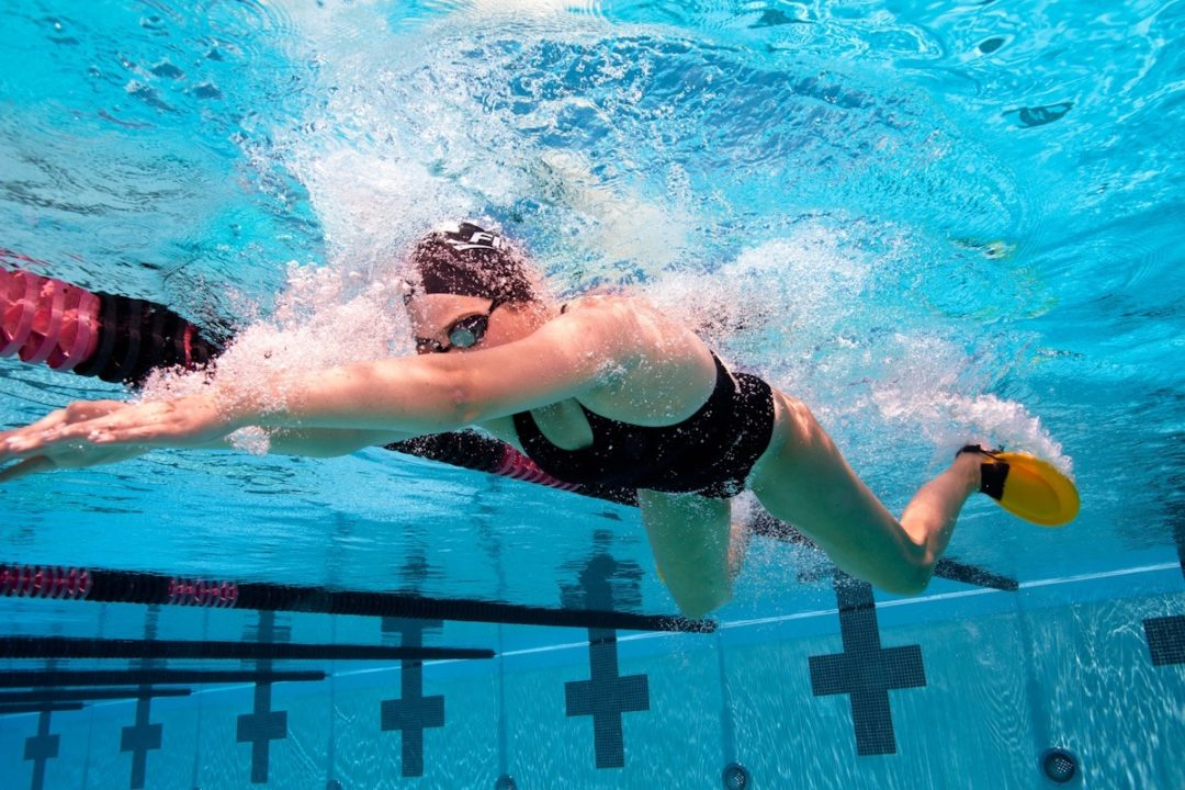 Training for Long Course Breaststroke