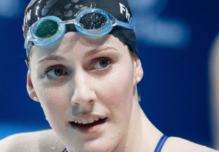 Missy Franklin To Dive with Wild Dolphins in Bahamas Film