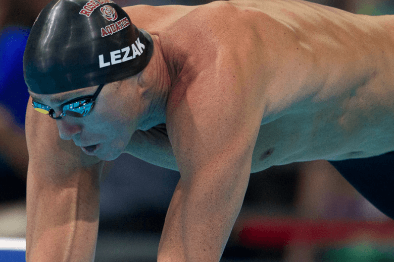 Jason Lezak and the Power of Competing